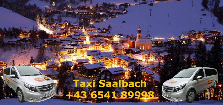 Taxi Saalbach / Hinterglemm
